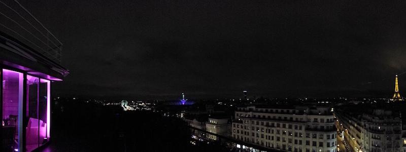 Loft / terrasse Champs-Elysées