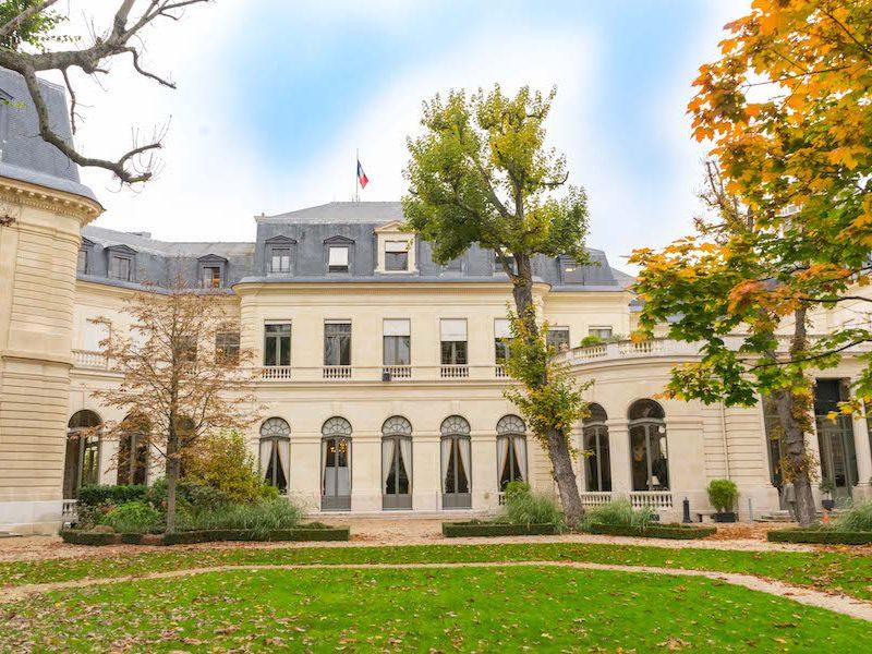 Hôtel Particulier – Champs Élysées
